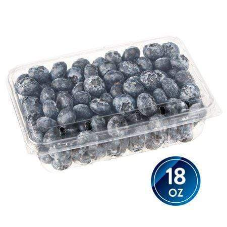 Fresh Blueberries, 18-Oz