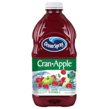 Ocean Spray Cranberry Apple Juice Drink, 64 Fl. Oz.