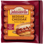 Johnsonville Beddar with Cheddar Smoked Sausage 14oz