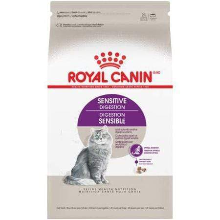 Royal Canin Sensitive Digestion Adult Dry Cat Food, 15 lbs.