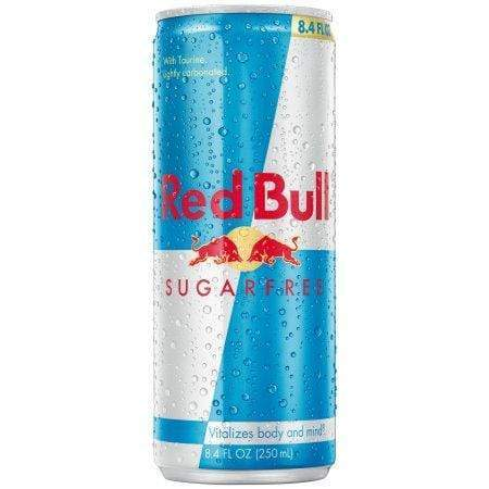 (1 Can) Red Bull Sugar Free Energy Drink, 8.4 Fl Oz
