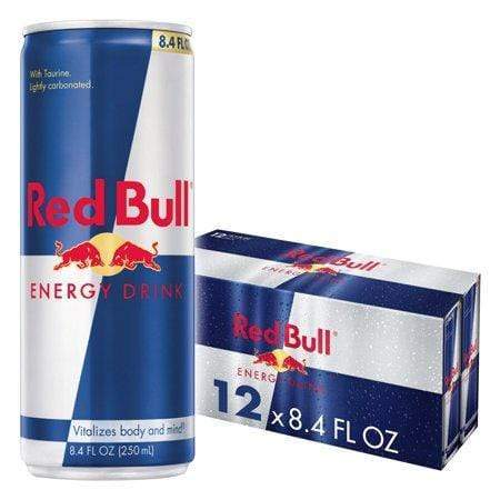 Red Bull Energy Drink, 8.4-Oz,  12 cnt