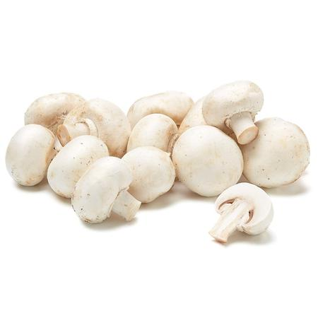 Organic White Mushrooms, 8 oz Package
