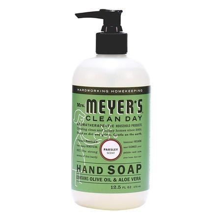 Mrs. Meyer's Clean Day Liquid Hand Soap, Parsley, 12.5 oz