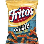 Fritos Flavor Twists Honey BBQ Corn Snacks, 9.25 Oz.