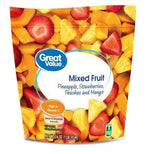 Great Value Frozen Mixed Fruit, 16 oz