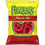 Funyuns Flamin' Hot Onion Flavored Rings, 6 Oz.