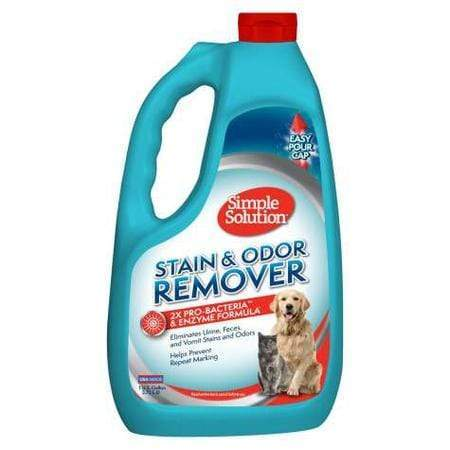 Simple Solution Stain and Odor Remover for Pets, 1 Gallon