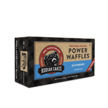 Kodiak Cakes Frozen Waffles, Blueberry Power Waffles, 10 Ct