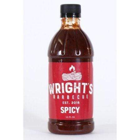 Wright's Barbecue Sauce - Spicy