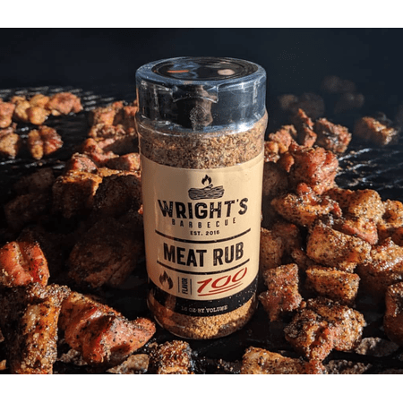 Wright's BBQ Meat Rub, 16 oz.