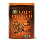 Love Crunch Organic Granola Dark Chocolate & Peanut Butter 11.5 Oz