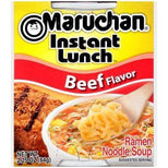 Maruchan Instant Lunch Beef Flavor Instant Lunch, 2.25 oz