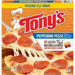 Tony's® Pizzeria Style Crust Pepperoni Pizza, 18.56 oz Box