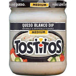 Tostitos Queso Blanco Dip, 15.0 oz.