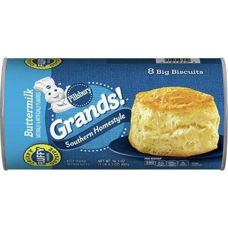 Pillsbury Grands! Homestyle Buttermilk Biscuits, 16.3 oz