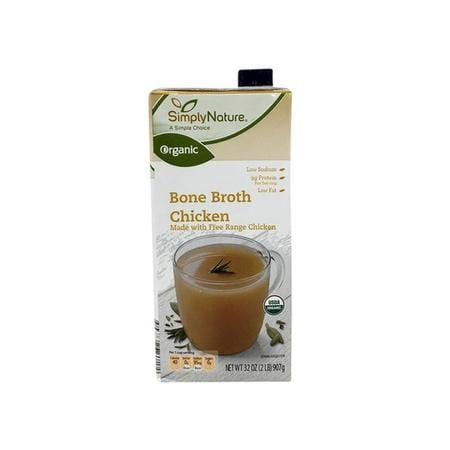 Simply Nature Organic Chicken Bone Broth