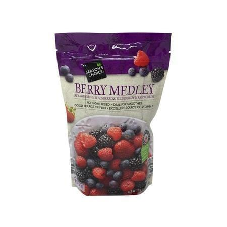 Season's Choice Frozen Berry Medley, 16 oz.