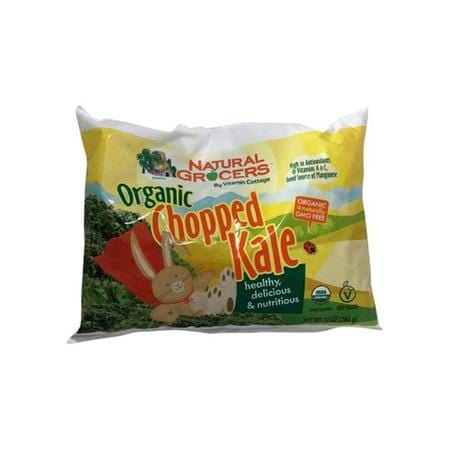 Natural Grocers by Vitamin Organic Chopped Kale