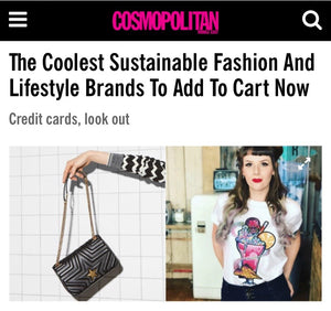 Save Our Souls Clothing Featured In Cosmopolitan