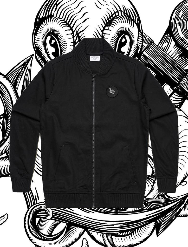Bomber Jacket - Save Our Souls Clothing