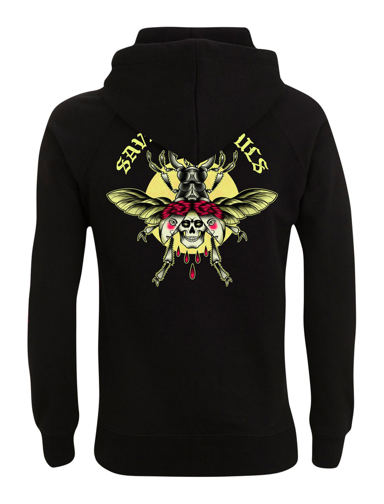 Stag Beetle Hoodie - Save Our Souls Clothing