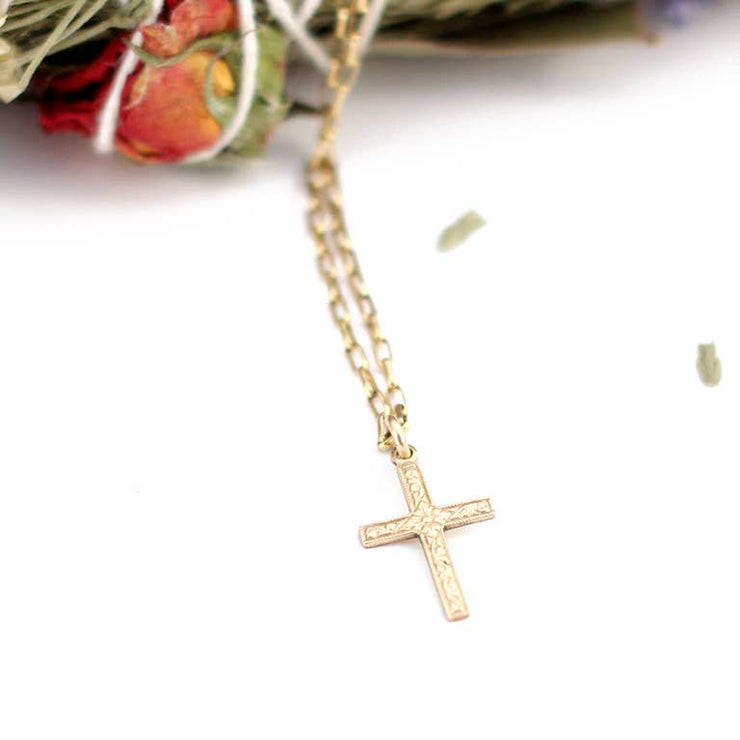 Little Cross Necklace