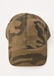 The Z Supply Camo Hat