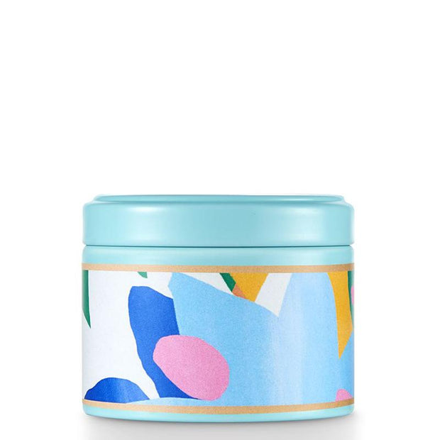 Illume Happy Tin Candles