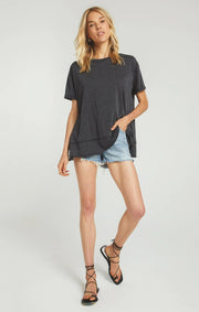 The Pali Tunic Tee Black