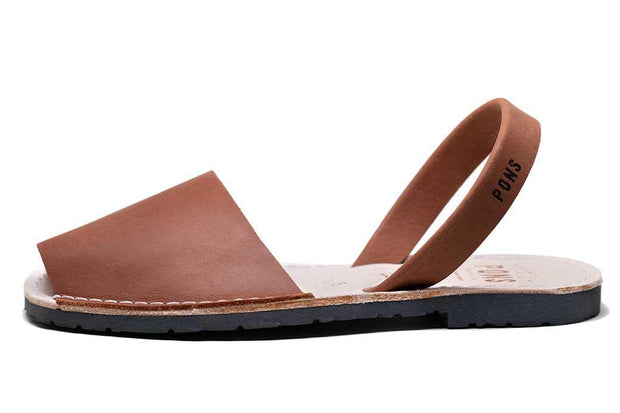 Classic Avarcas Pons (brown)