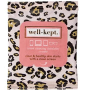 Well Kept Screen Cleansing Towelettes