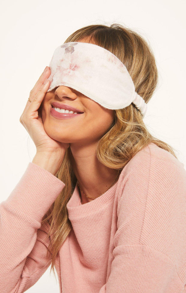 The Floral Sleep Mask