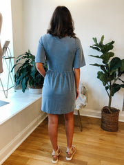 The Prairie Jersey Dress