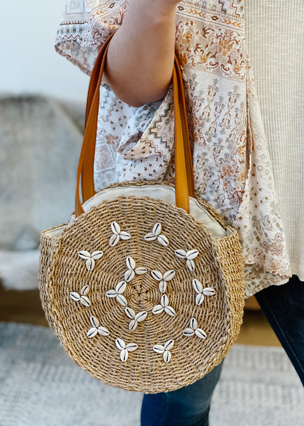 Nantucket Woven Bag