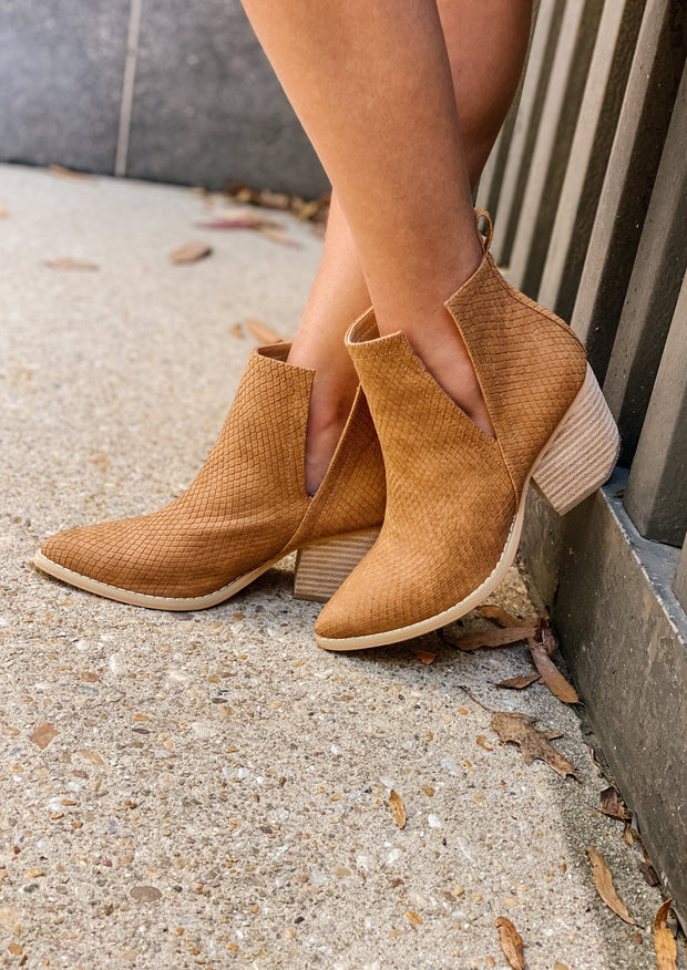 The Jena Booties