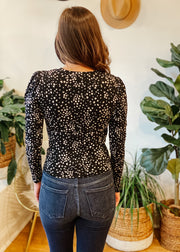 The Joan Dot Top