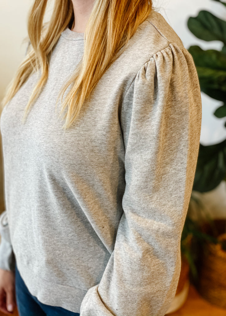The Zoe Sweatshirt