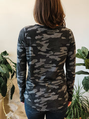 The Kinney Camo Long Sleeve