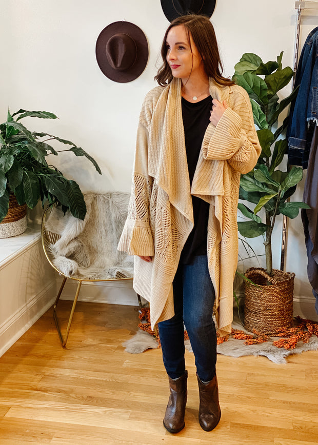 The Hallie Cardigan