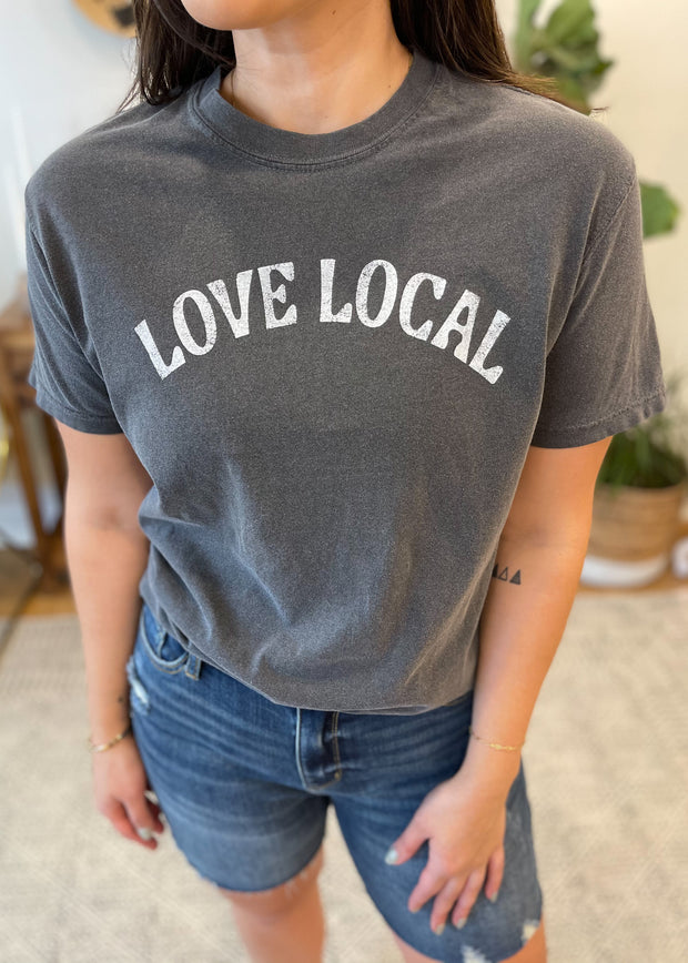 Love Local Graphic Tee