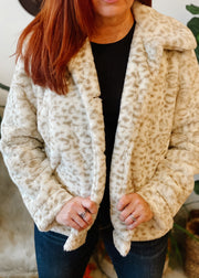 The Aster Animal Jacket