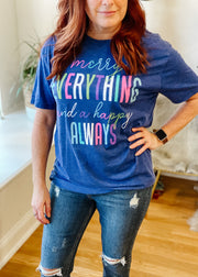 The Merry Everything Tee