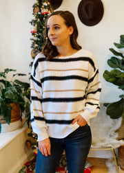 The Sloan Striped Sweater