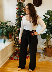 The Madeline Wide Leg Pants