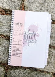 The Bold Co Girl Planner Partner