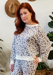 The Elle Leopard Long Sleeve