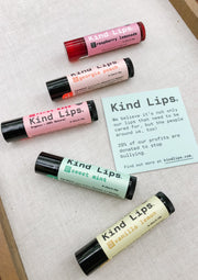 Kind Lips Chapsticks