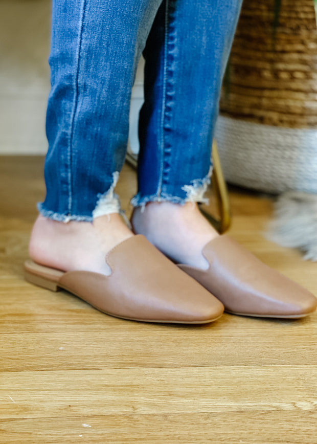 The Marlee Mules (tan)