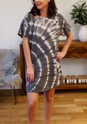 The Launa Tie Dye Dress